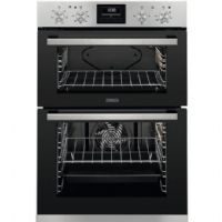Zanussi ZOA35660XK Built In Electric Double Oven